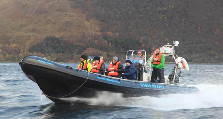 Loch Leven sea trips