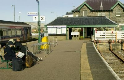 Mallaig Railway Station