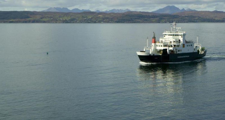 Calmac Ferries