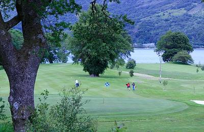 Choose from FOUR golf courses