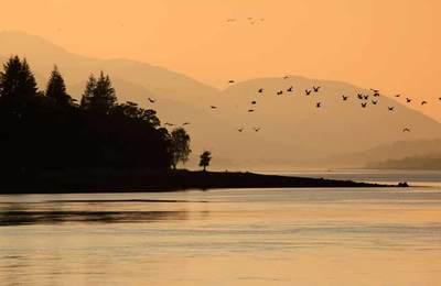 Loch Eil, by Fort William