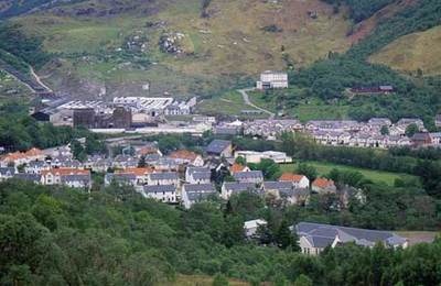 Village of Kinlochleven
