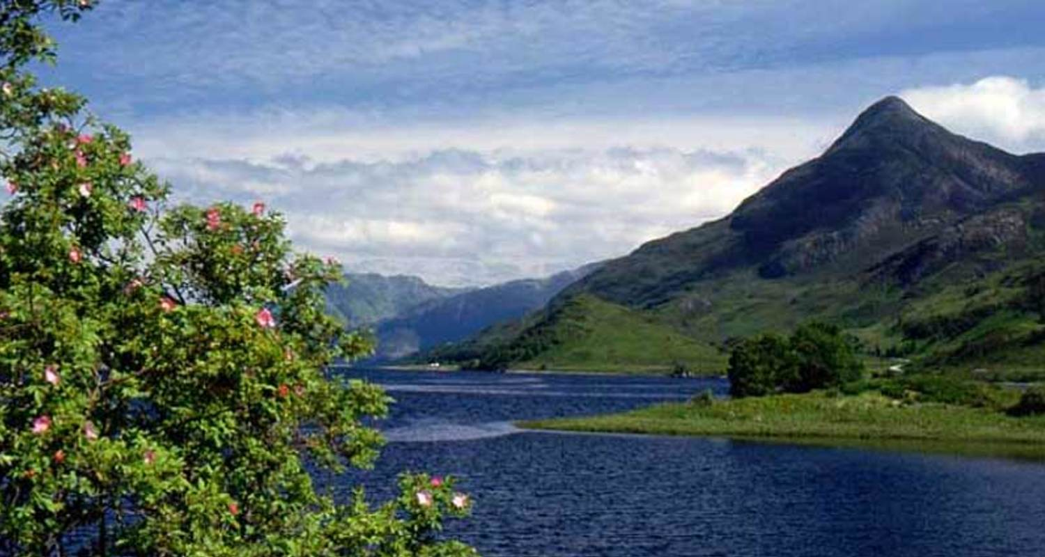 Loch Leven and Pap
