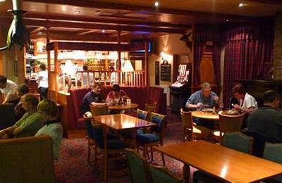 Bar meals in Roybridge