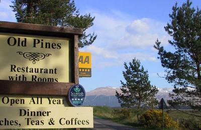 Old Pines Restaurant with Rooms