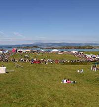 <span>The Arisaig Highland Games open at 12 noon and will feature a Clan Donald Gathering hosted by the home clan, Cl...