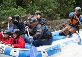 River Garry - Only £55 for 2hrs