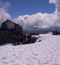 Ben Nevis Summit