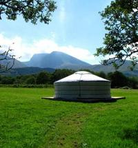 Great Glen Yurts is an eco yurt camp in a woodland riverside setting at the foot of Ben Nevis. Our hand painted authentic Mongolian yurts are set o...