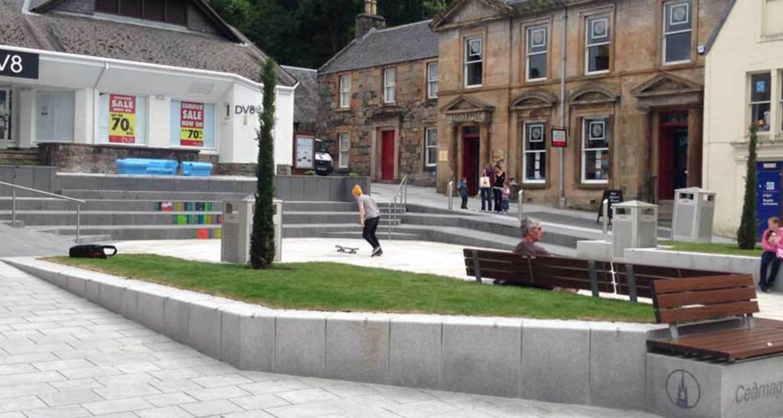 Cameron Square