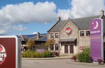 Brewers Fayre in Fort William