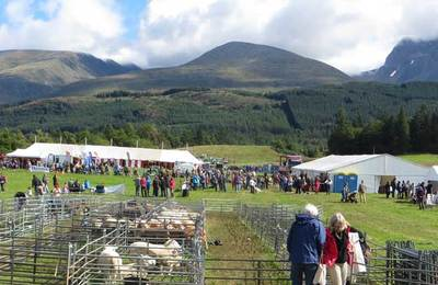 Highland agriculture on show